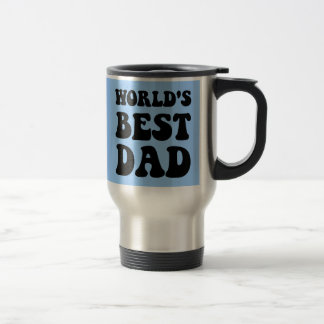 Caneca Térmica O melhor pai dos mundos