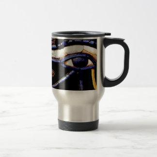 Caneca Térmica O olho egípcio de Horus