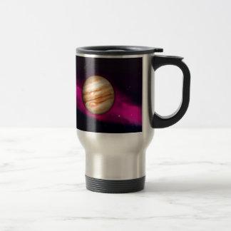 Caneca Térmica O planeta Jupiter