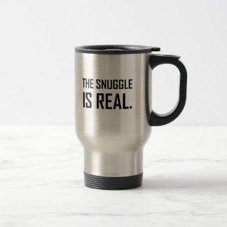 Caneca Térmica O Snuggle é real