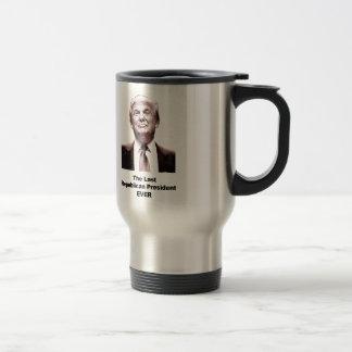Caneca Térmica O último presidente republicano Nunca