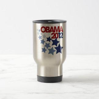 Caneca Térmica Obama 2012