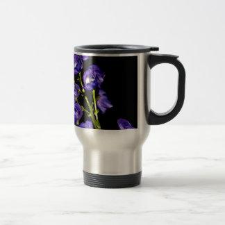 Caneca Térmica Obscurece lilás flor