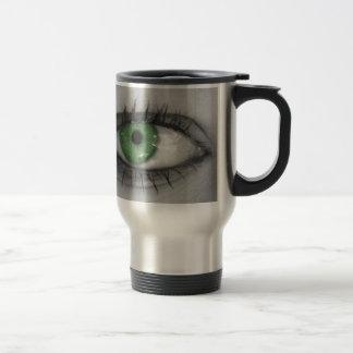 Caneca Térmica Olho verde