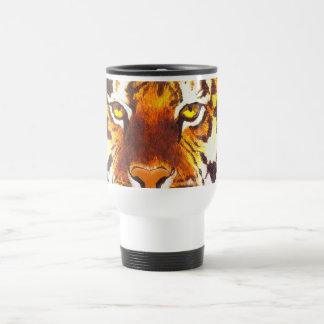 Caneca Térmica olhos do tigre