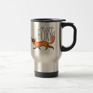Caneca Térmica Ooh yeah Foxy