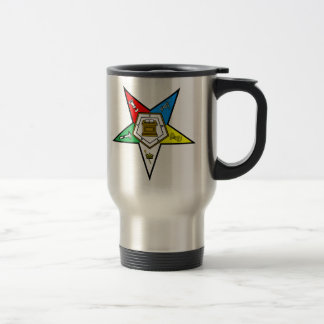 Caneca Térmica Ordem de OES do copo de aço inoxidável da estrela