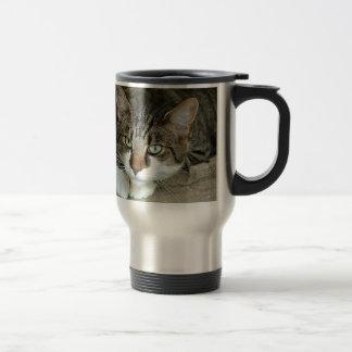 Caneca Térmica Os olhos de gato