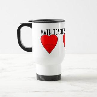 Caneca Térmica Os professores de matemática acreditam nos ângulos