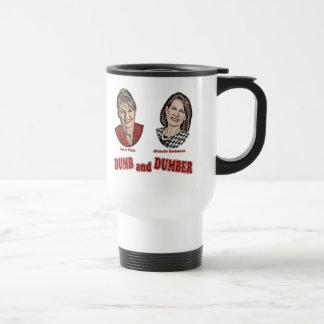 Caneca Térmica Palin e Bachmann mudos e mais mudos