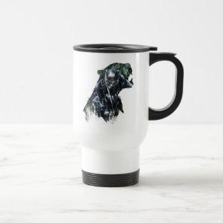 Caneca Térmica Pantera preta | na selva