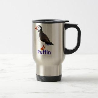Caneca Térmica Papagaio-do-mar atlântico