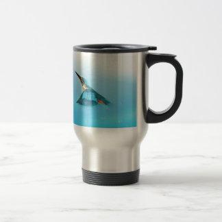 Caneca Térmica Pássaro do martinho pescatore