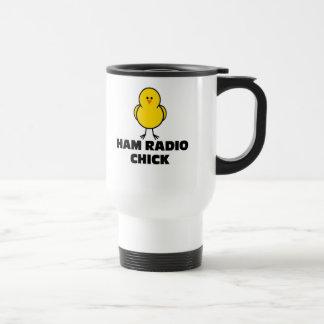 Caneca Térmica Pintinho do radioamador