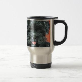 Caneca Térmica Pintura de Koda - de Terrier