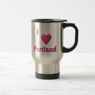 Caneca Térmica Portland -- Rosa quente