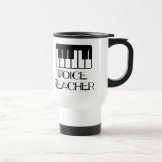 Caneca Térmica Presente do professor de música da voz