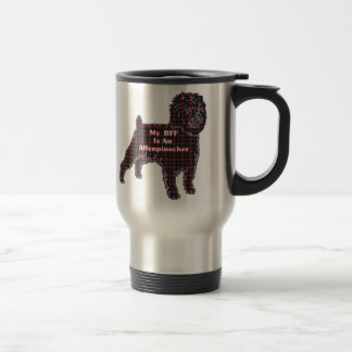 Caneca Térmica Presentes do AFFENPINSCHER BFF