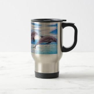 Caneca Térmica Pulo do golfinho