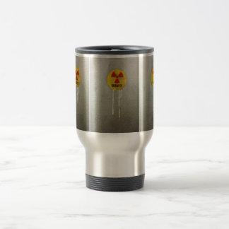 Caneca Térmica radioactivo kontaminiert