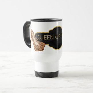 Caneca Térmica Rainha engraçada de RVers | do rv aposentado
