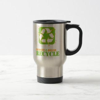 Caneca Térmica reciclar