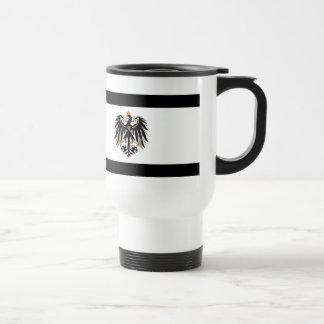 Caneca Térmica Reino Preussen estandarte de nacional