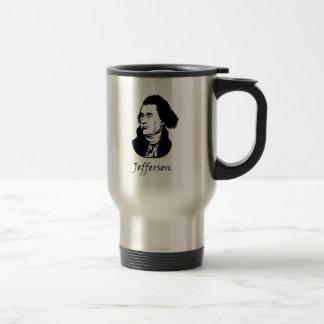Caneca Térmica Revolução de Thomas Jefferson - de La de Vive