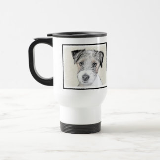 Caneca Térmica Russell Terrier (áspero)