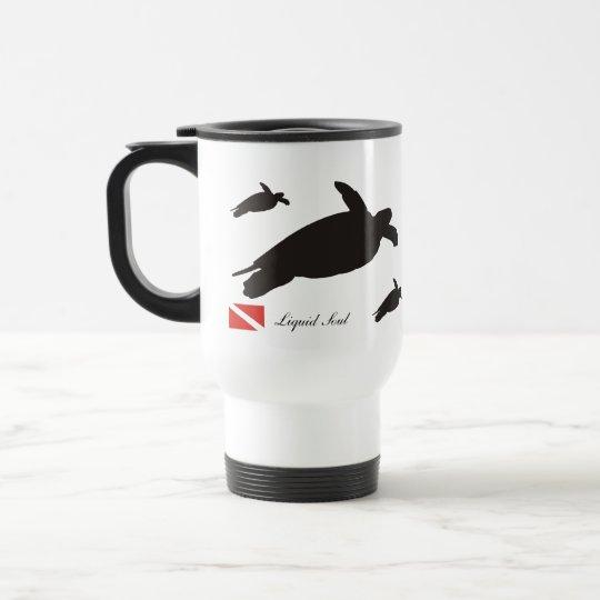 Caneca Térmica Sea Turtle - Travel Mug