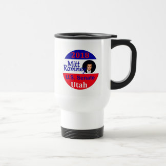 Caneca Térmica Senado 2018 de Mitt Romney
