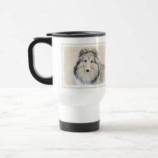 Caneca Térmica Sheepdog de Shetland