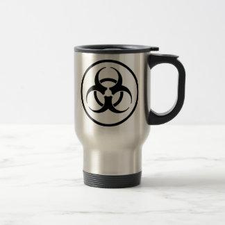 Caneca Térmica Símbolo do Biohazard
