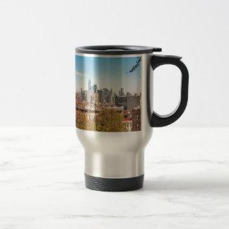 Caneca Térmica Skyline da Nova Iorque