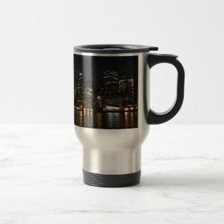 Caneca Térmica Skyline de Manhattan