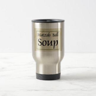 Caneca Térmica Sopa da bola do Matzah