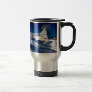 Caneca Térmica Suiça de Matterhorn Vancôver da montanha