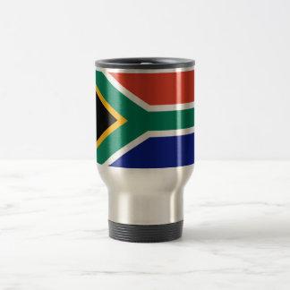 Caneca Térmica Sul - bandeira africana
