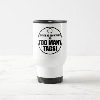 Caneca Térmica Tag demais?