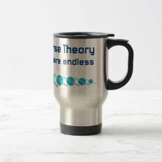Caneca Térmica Teoria paralela do universo