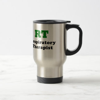 Caneca Térmica Terapeuta respiratório do RT