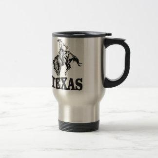 Caneca Térmica Texas preto