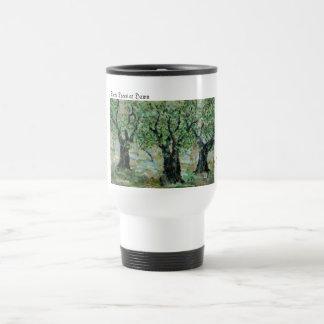 Caneca Térmica ThreeTrees, por Susan A. Lennon, três árvores em…