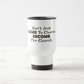 Caneca Térmica Torna-se a igreja