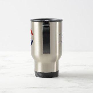 Caneca Térmica Trunfo da descarga - faça o copo de café do cofre