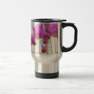 Caneca Térmica tulipas