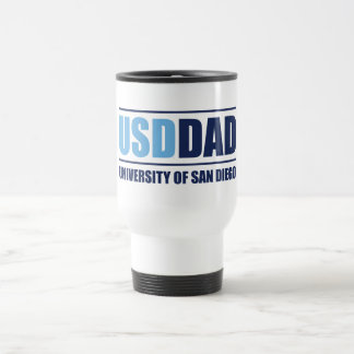 Caneca Térmica Universidade do pai de San Diego   USD