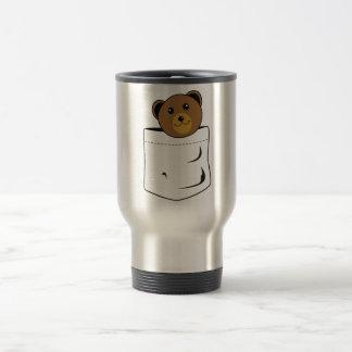Caneca Térmica Urso no bolso
