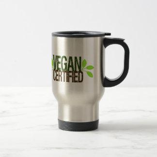 Caneca Térmica Vegan certificado
