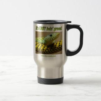 Caneca Térmica Verde de Bein (mamba)
